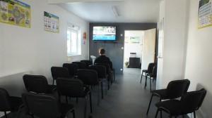 La salle de code de l'auto-école Boulier